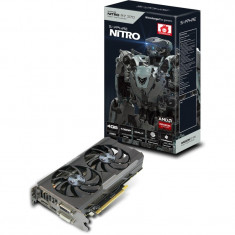 Placa video Sapphire Radeon R7 370 NITRO OC 4GB GDDR5 256-bit Garantie, PCI Express, 4 GB, AMD