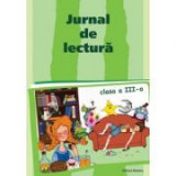 Jurnal de lectura clasa a III-a - Stefan Pacearca