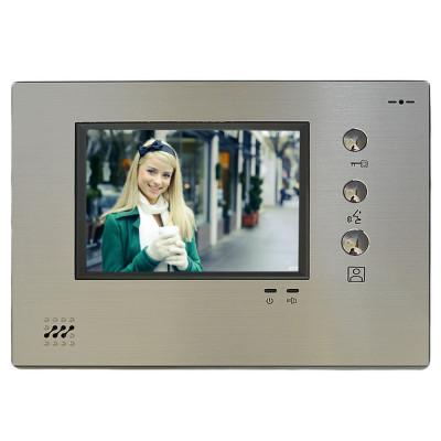 Resigilat : Monitor color apartament VPS-M8A383C, pentru interfon VPS-M8A363 foto