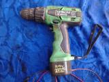 Hitaki DS 12DVF2  Bormasina - Acumulator