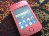 Samsung Galaxy Young GT-S5360 de culoare roz