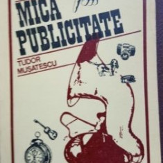 Mica publicitate Tudor Musatescu