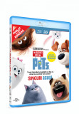 Singuri acasa / The Secret Life of Pets - BLU-RAY 3D+2D Mania Film