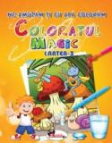 Ne amuzam si cu apa coloram - coloratul magic - cartea3, Aramis