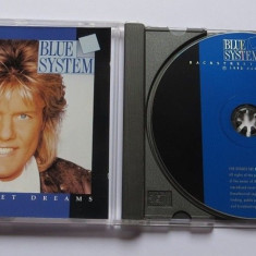 Blue System - Backstreet dreams cd original 1993 COMANDA MIMIMA 100 LEI