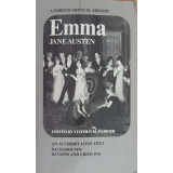 Emma - An Autthoritative Text Backgrounds Reviews and Criticism