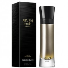 Giorgio Armani Armani Code Absolu Pour Homme Parfum 60 ml pentru barbati
