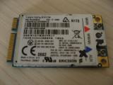 Modul 3g laptop Lenovo ThinkPad SL510, Ericsson F3507G 3G WWAN, 43Y6513