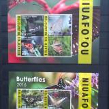 NIUAFO-FLUTURI,MNH-2015/2016-hcv+390.0euro, Nestampilat