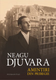 Amintiri din pribegie   Neagu Djuvara, Humanitas