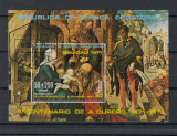 GUINEEA ECUATORIALA -1971 ,1972 - SARBATORI RELIGIOASE  3 COLITE +SERIE COMPLETA