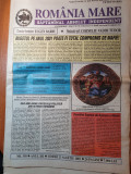Ziarul romania mare 23 martie 2001
