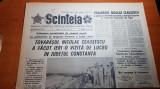 ziarul scanteia 14 iulie 1979-vizita lui ceausescu in jud. constanta
