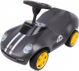 Masinuta fara pedale, ride-on, premergator, Big Bobbycar Baby Porsche, Negru