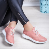 Pantofi sport Piele dama roz Morina