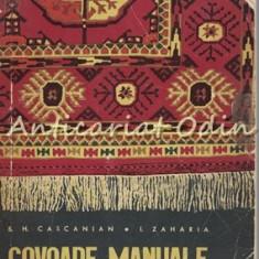 Covoare Manuale Din Noduri - S. H. Cascanian - Tiraj: 6140 Ex