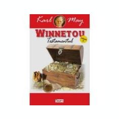 Winnetou vol III (Testamentul) - Karl May