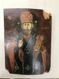 Icoana Nicolae, restaurat