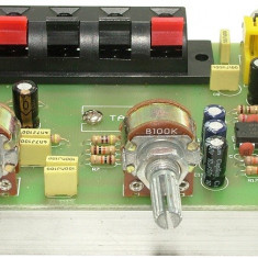 Amplificator audio, stereo, 2x15W, TDA8250AF - 130235