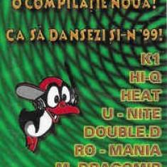 Caseta O Compilație Nouă! Ca Să Dansezi Și-n '99!, originala