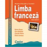 Manual Clasa a X-a. Franceza L2 - Doina Groza, Gina Belabed, Claudia Dobre, Diana Ionescu