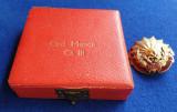 Ordinul MUNCII PRIMUL TIP 1949 -1952 distinctie comunista 'epoca de aur' medalie