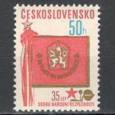 Cehoslovacia.1980 35 ani Militia Populara  XC.397