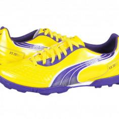 Ghete fotbal Puma V5.11 TT yellow-purple-white 10233904
