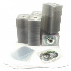 Mini CD-R Inkjet printabil cu plic, 24X, 40 MB, Business Card CD set 100 buc
