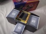 Aparat de amestecat cartile de joc, amestecator carti pentru poker.Nou