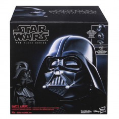 Casca Electronica Darth Vader Star Wars Black Series Premium