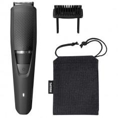 Masina de tuns barba Philips BT3226/14, 20 setari, 0.5 - 10 mm, Negru