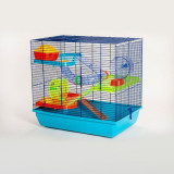 Cuşcă pentru rozătoare HOMER - 58 x 38 x 55 cm
