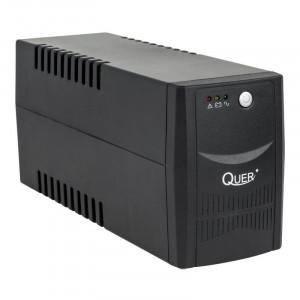 UPS Micropower 800 Quer, 800VA/480W, Negru
