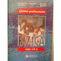 GHIDUL PROFESORULUI FIZICA - CHRISTOPHER CLARK