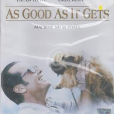 Mai bine nu se poate (As Good As It Gets) (DVD)