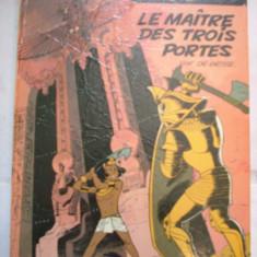 Revista benzi desenate Papyrus
