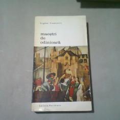 MAESTRI DE ODINIOARA - EUGENE FROMENTIN