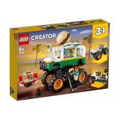 LEGO Creator - Camion gigant cu burger 31104
