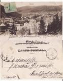 Sinaia - Parcul-TCV, clasica, corespondenta fam. Kalinderu