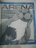 Progresul Bucuresti (revista program), 1986