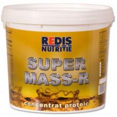 Super Mass-R, 900g, ciocolata, Redis