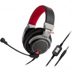 Casti Gaming Audio Technica ATH-PDG1 Negru / Rosu