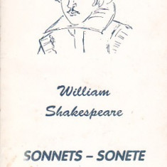 WILLIAM SHAKESPEARE - SONNETS - SONETE ( EDITIE BILINGVA )
