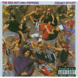 Red Hot Chili Peppers Freaky Styley remastered (cd)