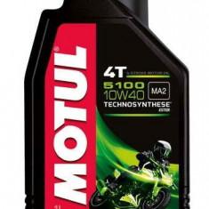 Ulei motor pentru motociclete Motul Ester 5100 10W40 4T 1L 510010W401L
