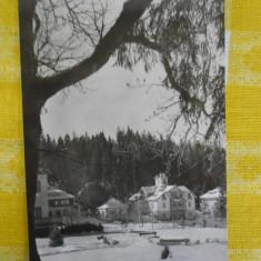 Borsec - vedere din statiune - CP circulata 1965