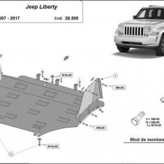 Scut motor metalic Jeep Liberty 2007-2017