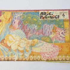 Revista Arici Pogonici Nr. 6 1972