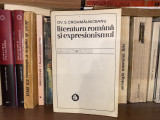 Literatura romana si expresionismul - Crohmalniceanu